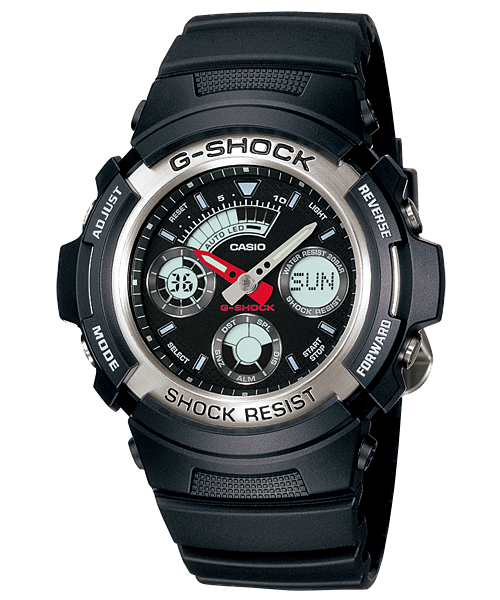 ĐỒNG HỒ CASIO G-SHOCK AW-590-1AHDR