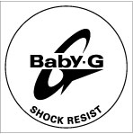 Back Engraving Baby-G sr