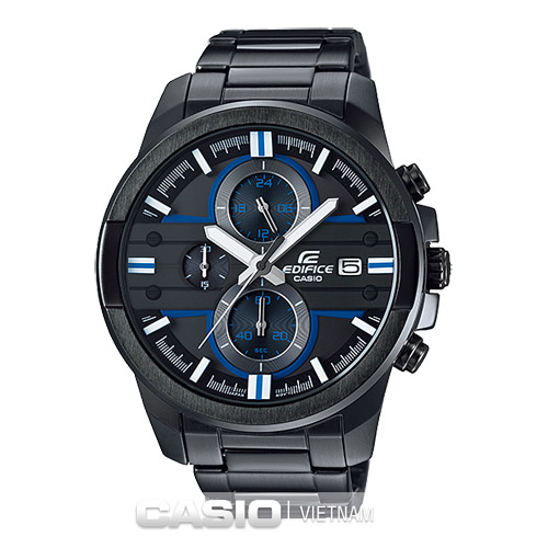 Đồng hồ nam Casio Edifice EFR-543BK-1A2VUDF Trẻ trung