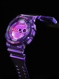 G-SHOCK GD-100SC-6 LED2