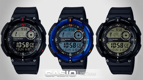 Đồng hồ Casio Out Gear SGW-600H-2A