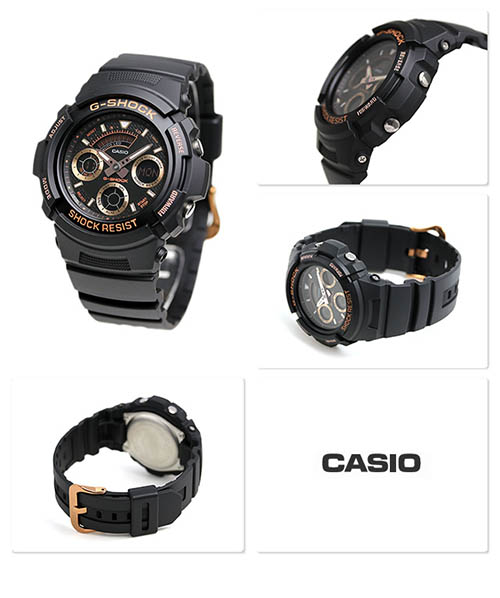 Đồng hồ Casio G-Shock AW-591GBX-1A4DR