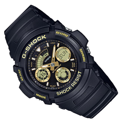 Đồng hồ Casio G-Shock AW-591GBX-1A9DR