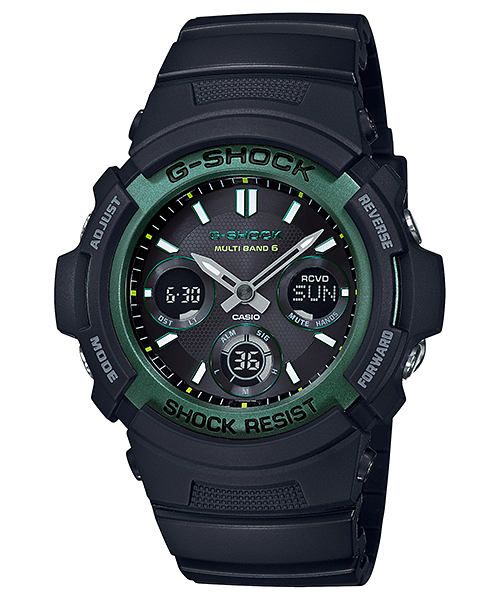 G Shock AWG-M100SF-1A3DR