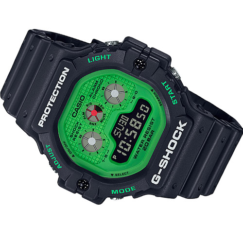 Đồng hồ thể thao G Shock DW-5900RS-1DR