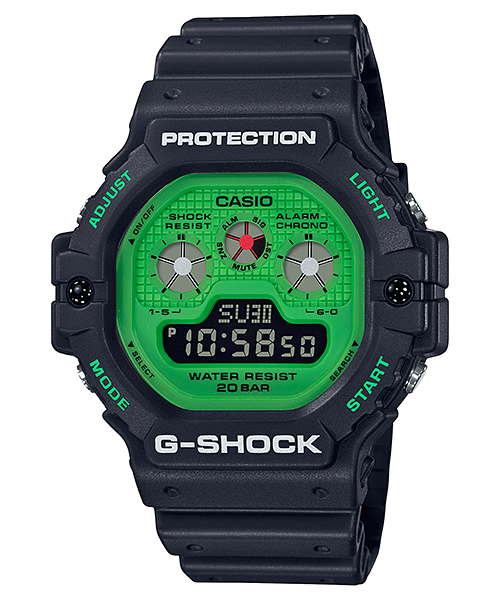 Đồng hồ Casio Ghock DW-5900RS-1DR