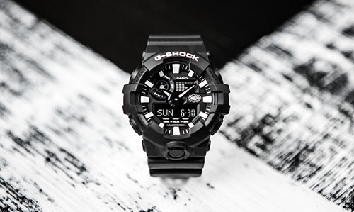 Casio G Shock GA-700EH-1A
