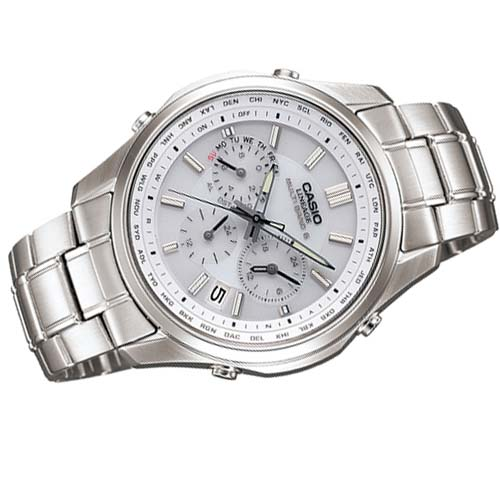LIW M610D 7A 2 - Đồng Hồ Nam Casio Lineage LIW-M610D-7AVDF Dây Kim Cao Cấp