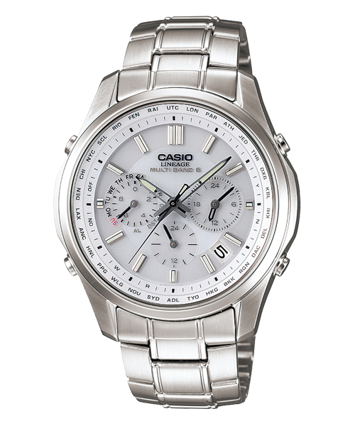 LIW M610D 7A - Đồng Hồ Nam Casio Lineage LIW-M610D-7AVDF Dây Kim Cao Cấp