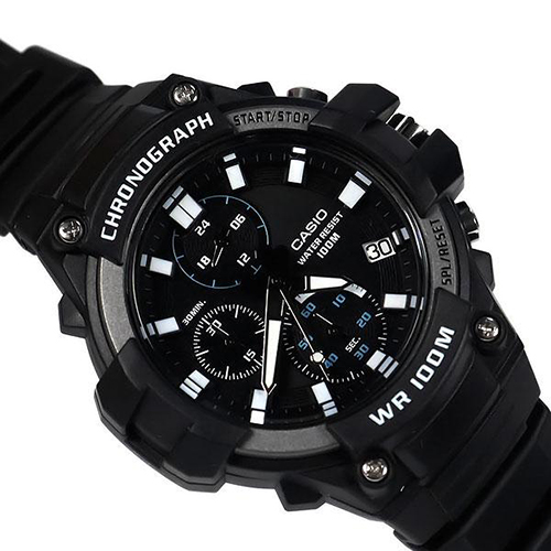 Đồng hồ Casio MCW-110H-1AVDF thể thao