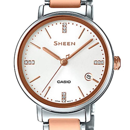 Mặt đồng hồ Casio SHE-4048SG-7AUDR